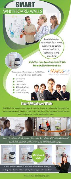 Smart Whiteboard Walls
