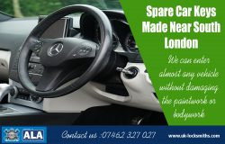 Spare Car Keys Made near South London | Call – 07462 327 027 | uk-locksmiths.com