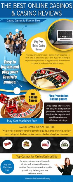 The Best Online Casinos & Casino Reviews | onlinecasinoselite.org