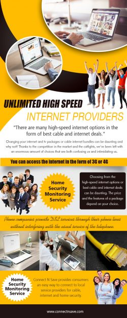 Unlimited High Speed Internet Providers