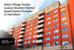 West Village Suites – Luxury Student Rental Apartments Provider in Hamilton