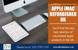 Apple iMac Refurbished UK | Call – 020 3780 3188 | affordablemac.co.uk