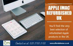 Apple iMac Refurbished UK | Call – 020 3780 3188 | affordablemac.co.uk