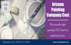 Arizona Painting Company Cost