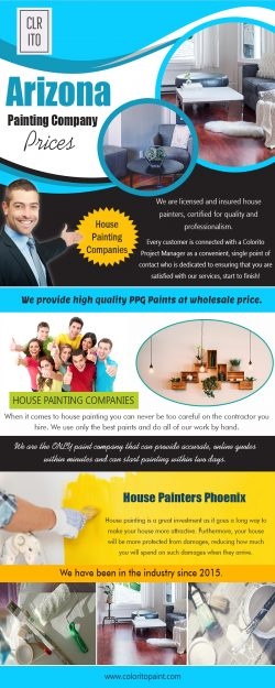 Arizona Painting Company Prices