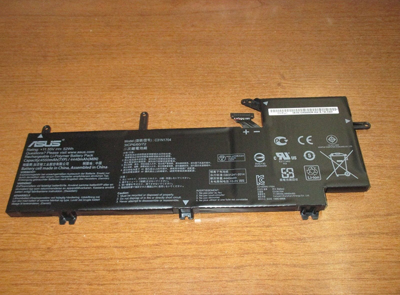 Kompatibler Ersatz für Asus 0B200-02650000M Laptop Akku