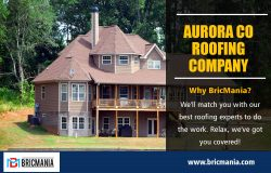 Aurora Co Roofing Company