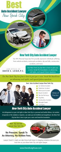 Best Auto Accident Lawyer New York City