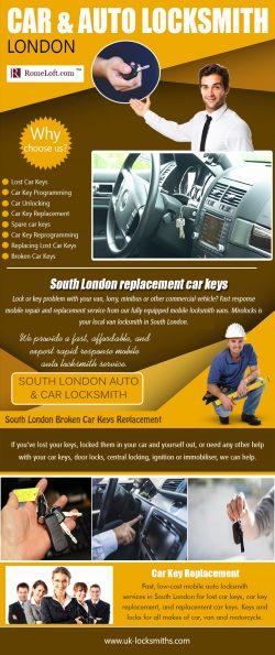 Car & Auto Locksmith in London