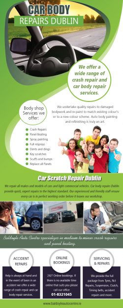 Car Body Repairs In Dublin