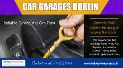 Car Garages Dublin