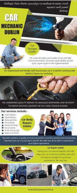 Car Mechanic In Dublin