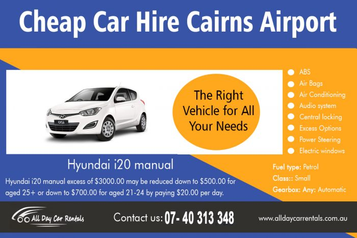 Cheap Car Hire Cairns Airport