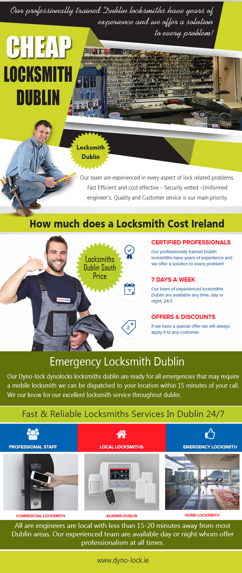 Cheap Locksmith Dublin