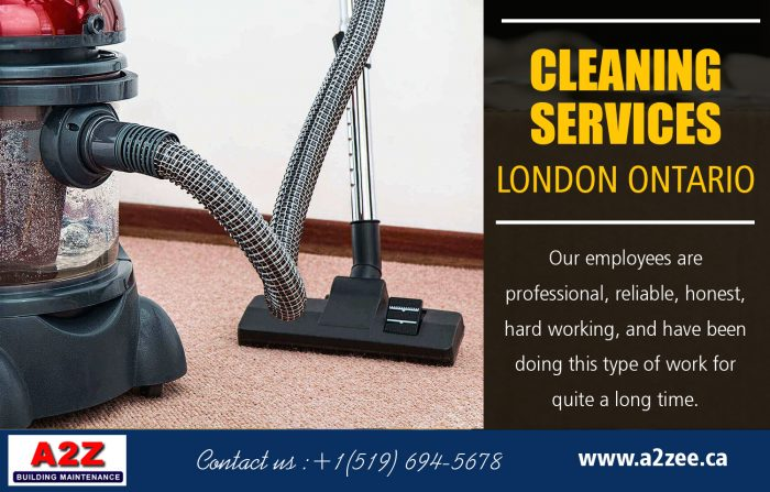 Cleaning Services in London Ontario