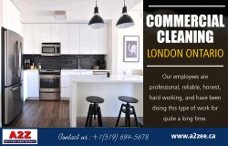 Commercial Cleaning London Ontario