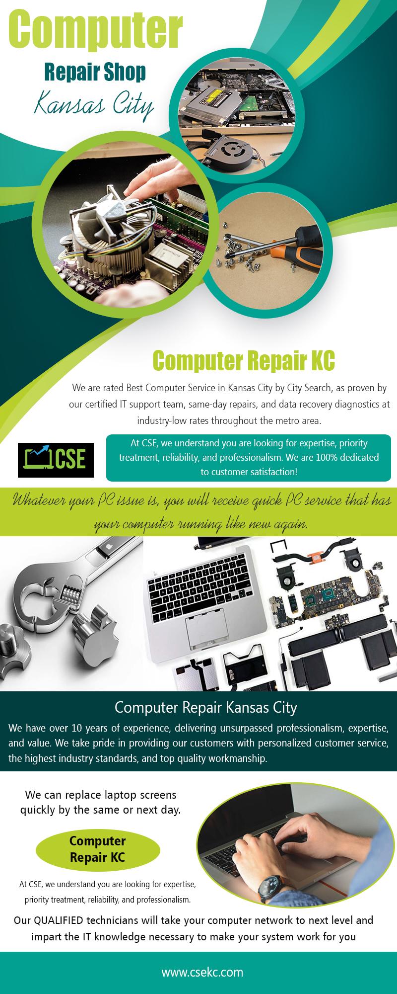Computer Repair Kansas City
