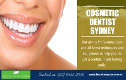 Cosmetic dentist Sydney | Call – 02 9566 2030 | www.dentalcareglebe.com.au