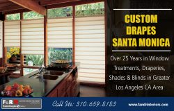Custom Drapes Santa Monica