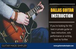 Dallas Guitar Instruction