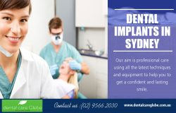 Dental Implants in Sydney | Call – 02 9566 2030 | www.dentalcareglebe.com.au