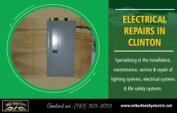 Electrical repairs in Clinton
