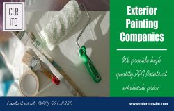 Exterior Painting Companies