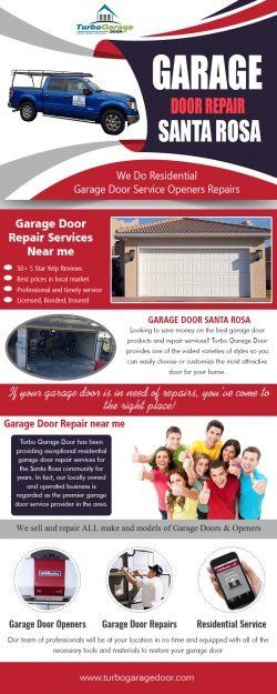 Garage Door Repair Santa Rosa