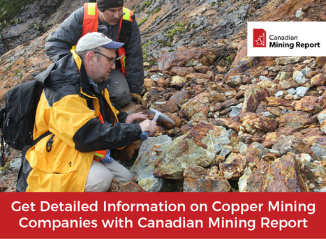 Get Detailed Information on Copper Mining Companies with Canadian Mining Report