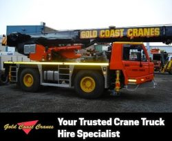 Gold Coast Cranes Pty Ltd – Your Trusted Crane Truck Hire Specialist