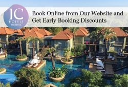 IC Hotels Residence – Book Online from Our Website and Get Early Booking Discounts