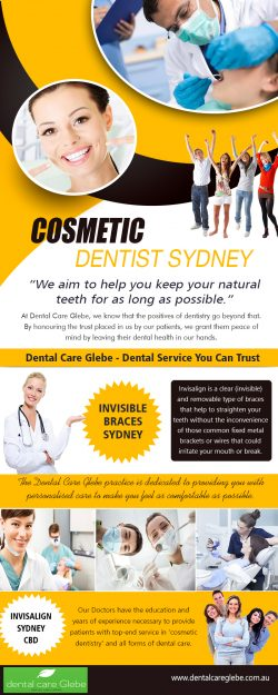 Invisible Braces Sydney | Call – 02 9566 2030 | www.dentalcareglebe.com.au