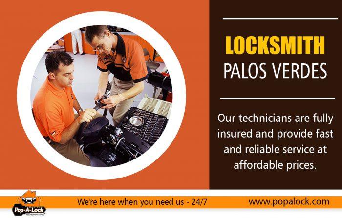 Locksmith Palos Verdes