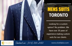 Mens Suits Toronto | Call – (416) 364-2480 | clickfabio.com