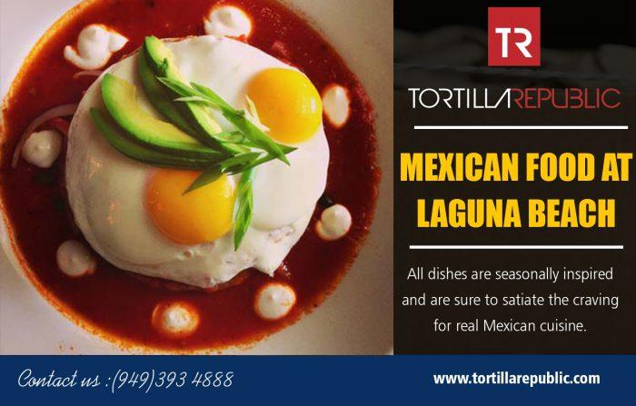 Mexican Food at Laguna Beach