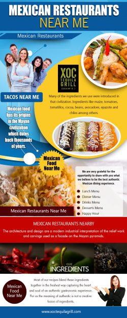 Mexican Restaurants Near Me
