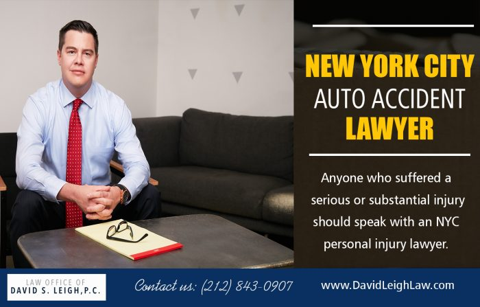 New York City Auto Accident Lawyer