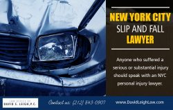 New York City Slip and Fall Lawyer