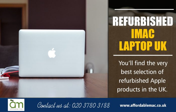 Refurbished iMac Laptop UK | Call – 020 3780 3188 | affordablemac.co.uk