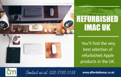 Refurbished iMac UK | Call – 020 3780 3188 | affordablemac.co.uk