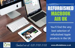 Refurbished Macbook Air UK | Call – 020 3780 3188 | affordablemac.co.uk