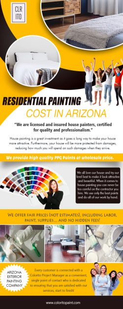 Residential Painting Cost in Arizona