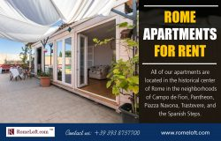 Rome Apartments for Rent