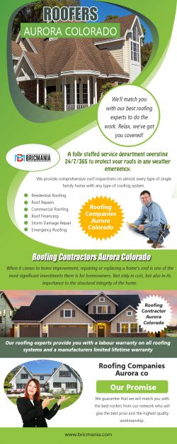 Roofers Aurora Colorado