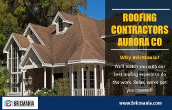 Roofing Contractors Aurora Co