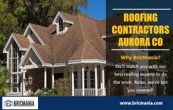 Roofing Contractors Aurora Co