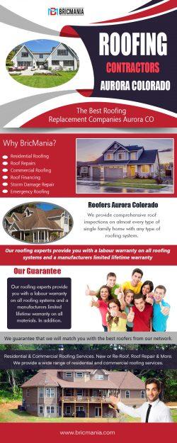 Roofing Contractors Aurora Colorado
