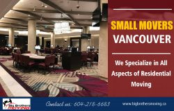 Small Movers Vancouver