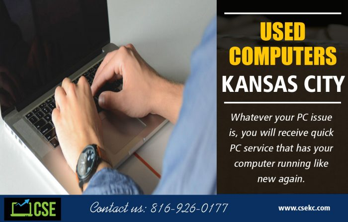 Used Computers Kansas City