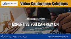 Video Conference Solutions